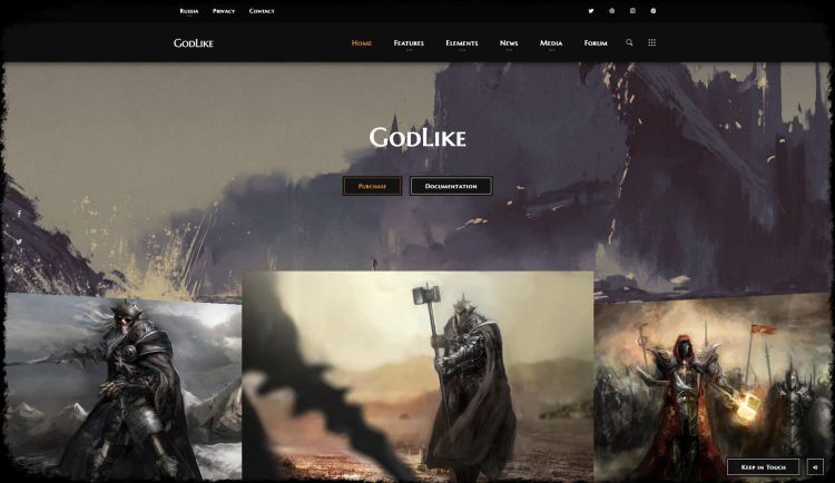 godlike-premium-wordpress-theme