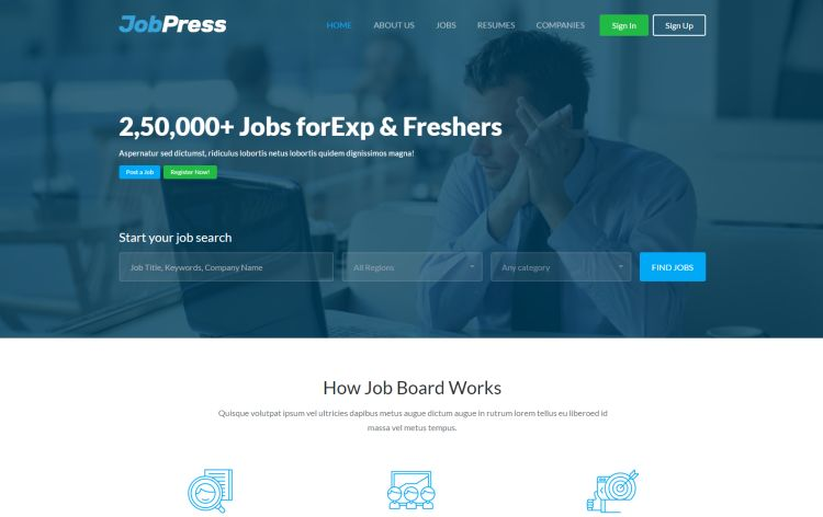 jobpress-premium-wordpress-theme
