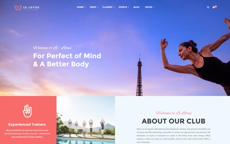 le-lotus-premium-wordpress-theme