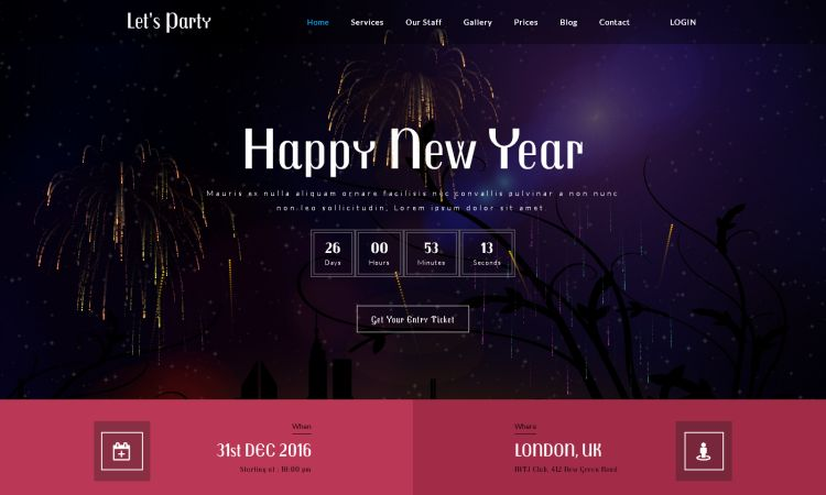 lets-party-free-html-template