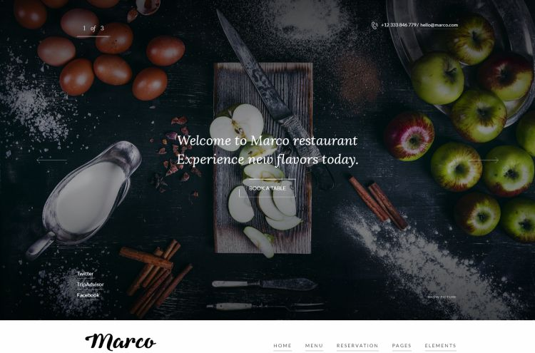 marco-premium-html-template