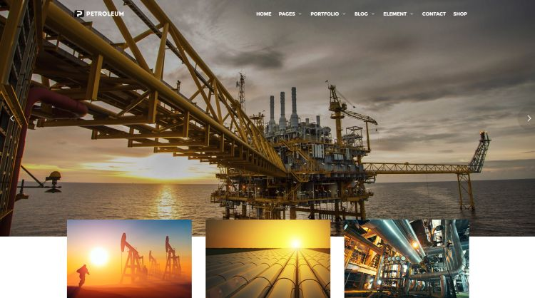 petroleum-premium-wordpress-theme