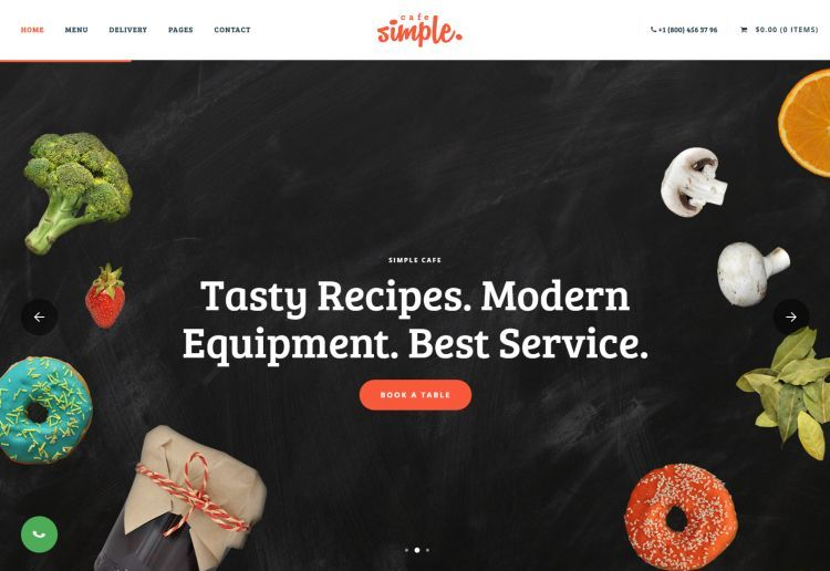 simple-cafe-premium-wordpress-theme