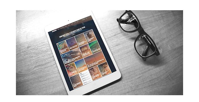 Blog and Magazine WordPress Themes for February 2017
