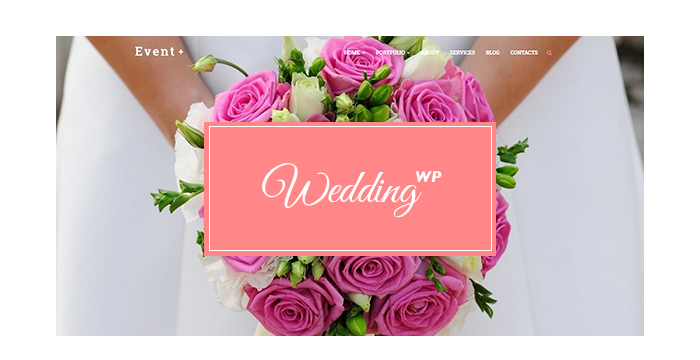 Wedding WordPress Themes - The Best Collection