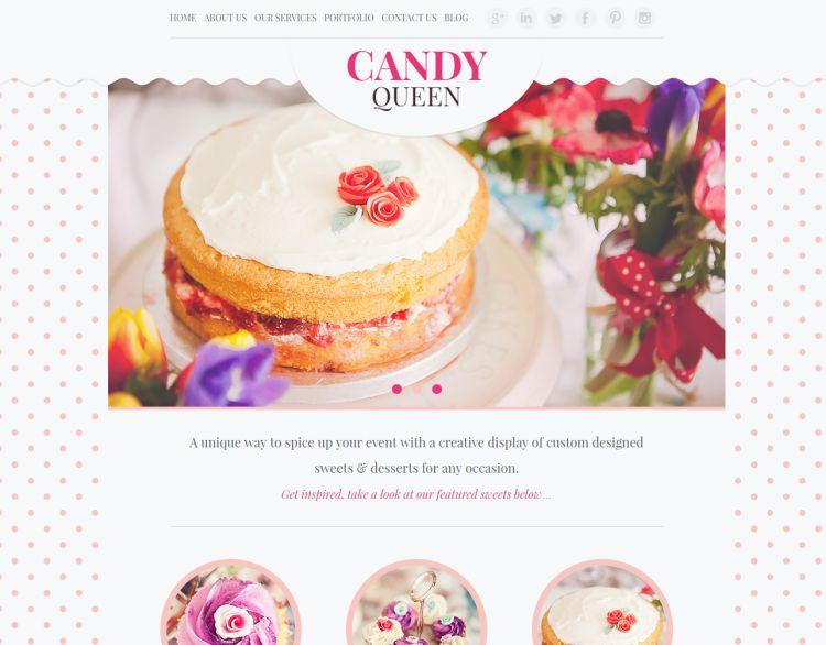 candy-queen-premium-wordpress-theme