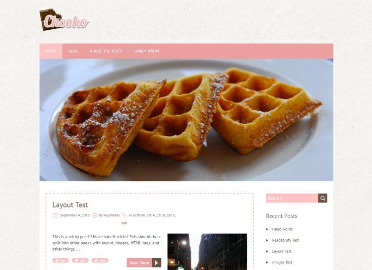 chooko-lite-free-wordpress-theme
