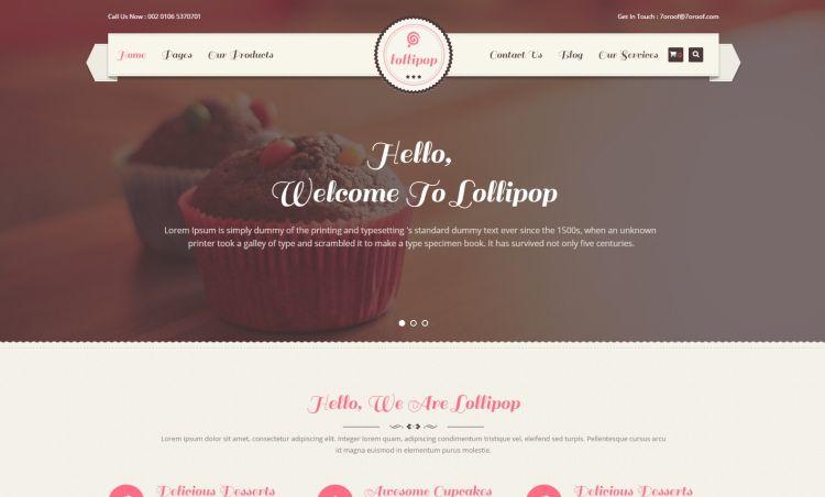 lollipop-premium-wordpress-theme