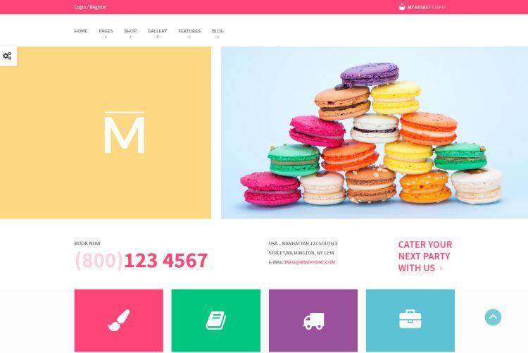 macaroon-premium-wordpress-theme