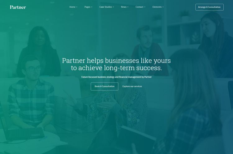 partner-premium-wordpress-theme