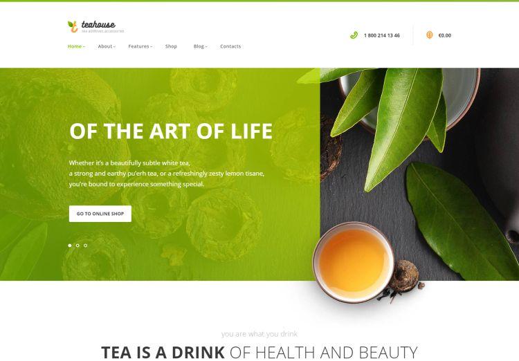 teahouse-premium-ordpress-theme