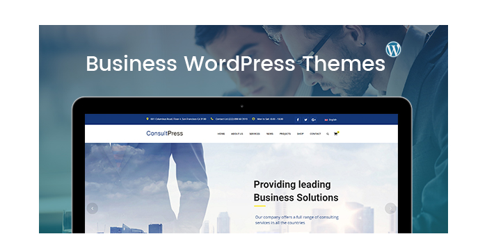 Best Financial Company and Consulting WordPress Themes for March 2017