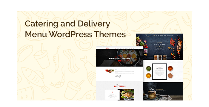 Catering and Delivery Menu WordPress Themes for March 2017