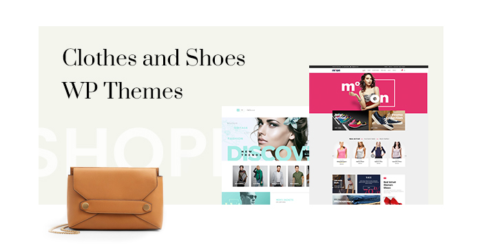 Clothes and Shoes WordPress Themes for Spring 2017