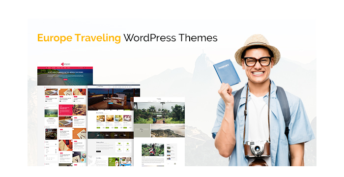 Europe Traveling WordPress Themes for March 2017