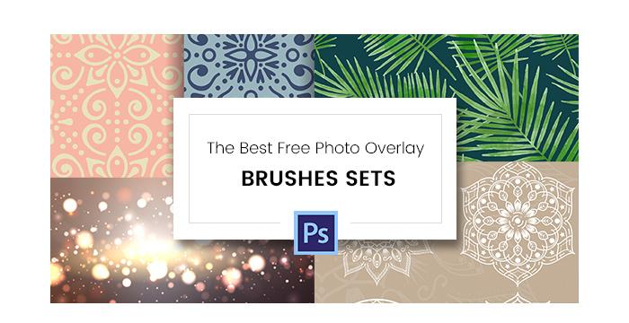 Best Free Photo Overlay Brush Sets for Photoshop