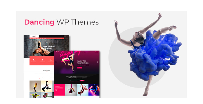 Dancing and Night Clubs WordPress Themes for Entertainment Addicts