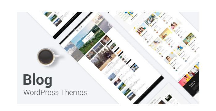 Newest and Freshest Blog WordPress Themes for April 2017