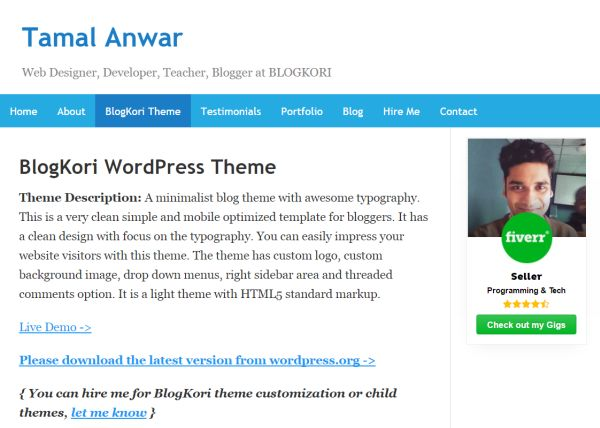 Newest and Freshest Blog WordPress Themes for April 2017 | GT3 Themes