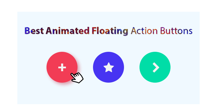 Best Animated Floating Action Buttons for Developers | GT3 Themes
