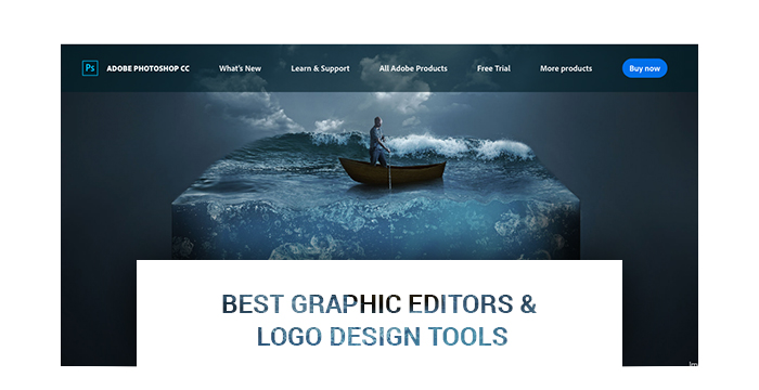 Best Graphic Editors and Logo Design Tools for Summer 2017 1