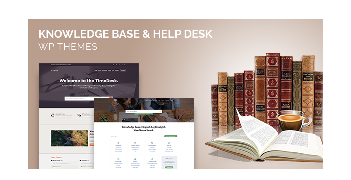 Knowledge Base and Help Desk WordPress Themes for the End of May 2017