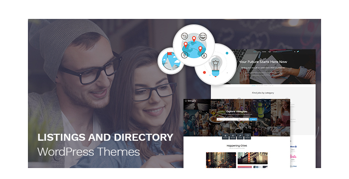 Listings and Directory WordPress Themes for May 2017