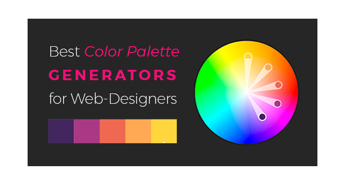 Best Color Palette Generators for Web-Designers