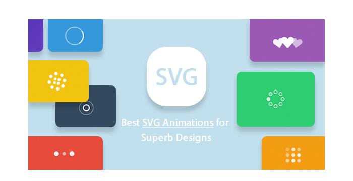 Best SVG Animations for Superb Designs