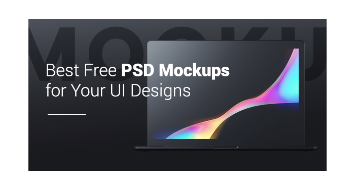 Free PSD Mockups to Showcase Your UI Designs