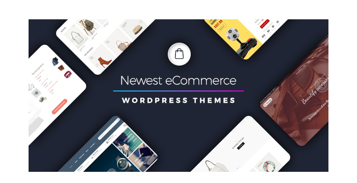 Newest eCommerce WordPress Themes for Your Online Stores