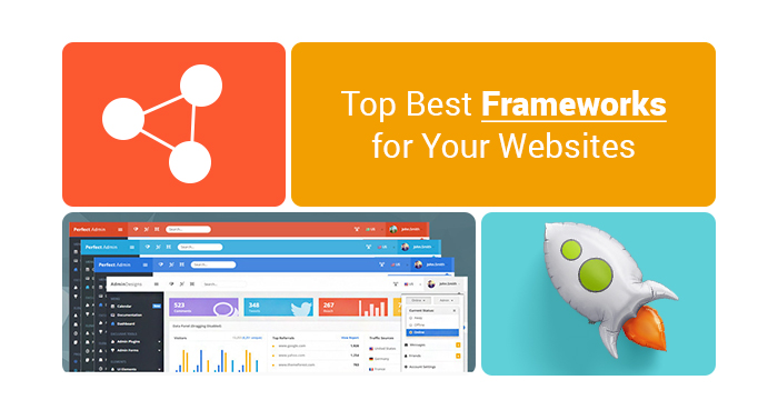 Top Best Frameworks for Your Websites