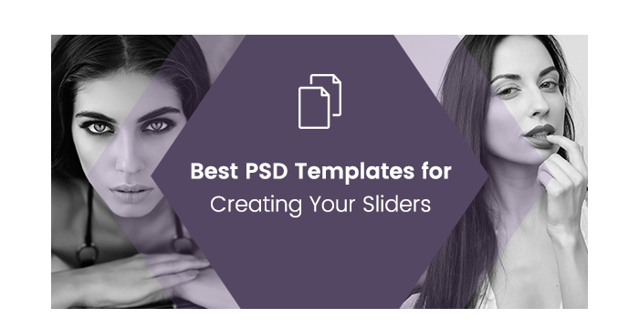 Best PSD Templates for Creating Your Sliders