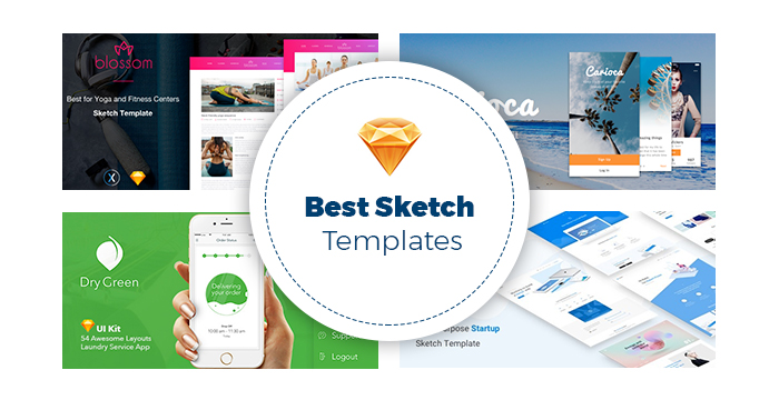 Best Sketch Templates 2017
