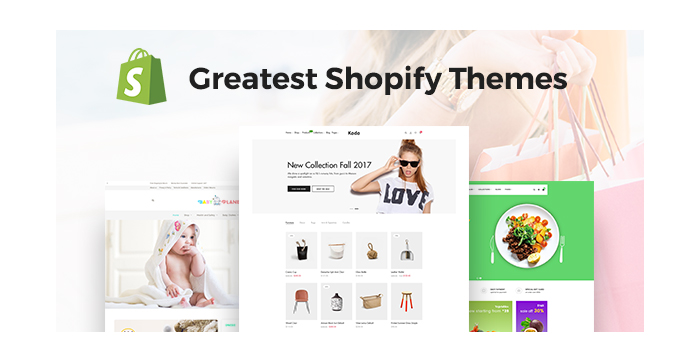 Greatest Shopify Themes for Your eCommerce Needs