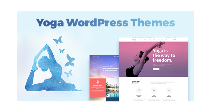 Yoga WordPress Themes for Peace of Mind and Better Body