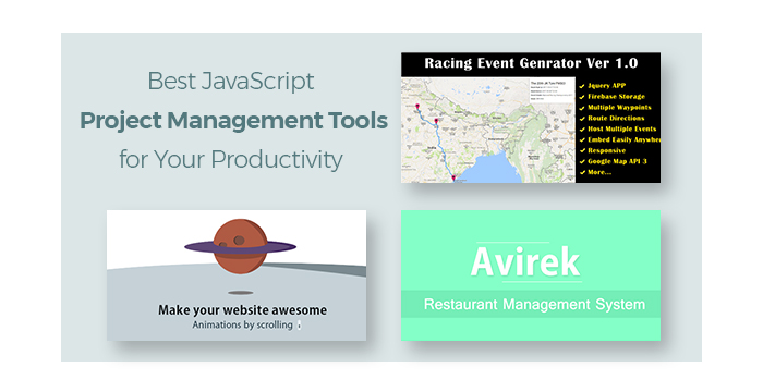 Best JavaScript Project Management Tools for Your Productivity