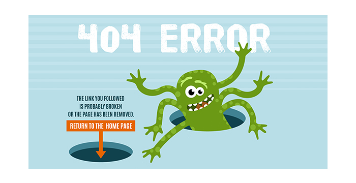 Greatest 404 page Templates for Your Uncommon Websites