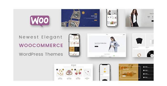 Newest Elegant WooCommerce WordPress Themes for Your Online Stores
