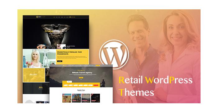 Retail WordPress Themes for Miscellaneous Needs