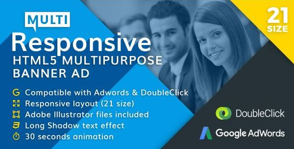 Ad Templates | Top Best Html5 Ad Templates To Greatly Promote Your Products Gt3