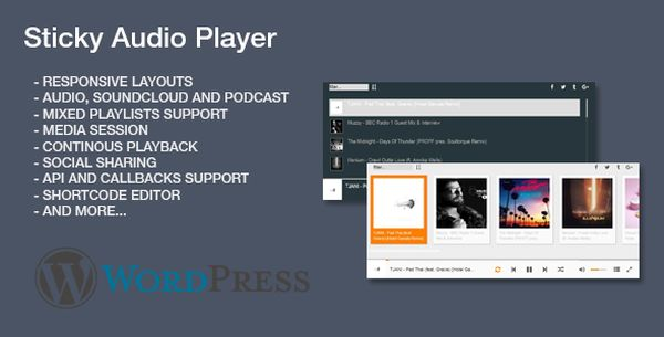 Awesome WordPress Media Plugins for Audio Players, Galleries, and