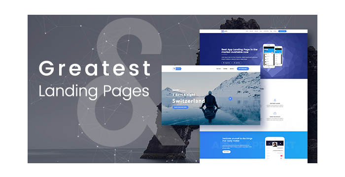 Greatest Landing Pages for Your Promotional Needs