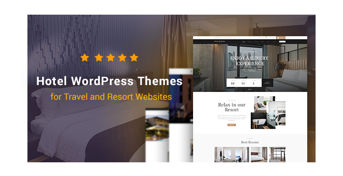 Hotel WordPress Themes for Travel and Resort Websites
