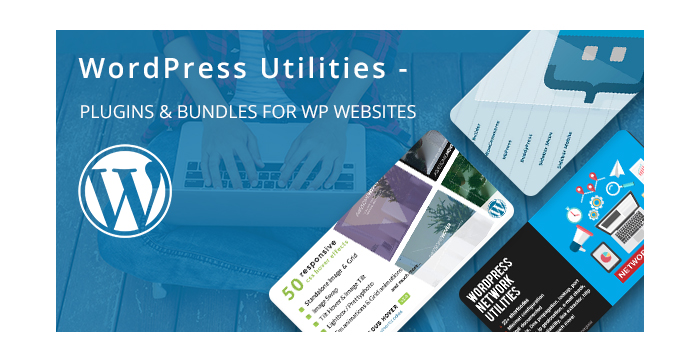 WordPress Utilities - Plugins and Bundles for WP Websites