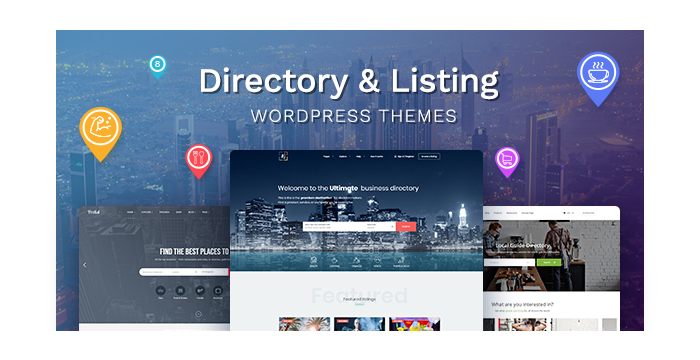 Directory and Listings WordPress Themes for November 2017