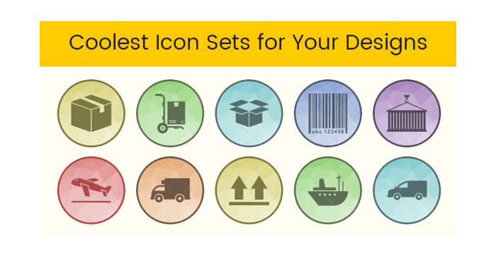 Coolest Icon Sets for Your Designs