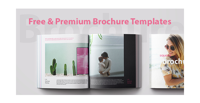 Free and Premium Brochure Templates to Showcase Your Product