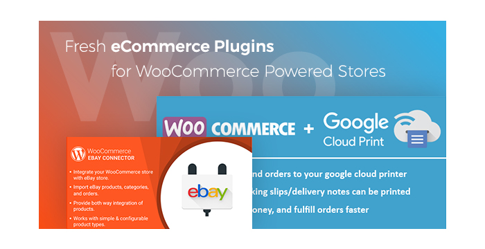 Fresh eCommerce Plugins for WooCommerce Powered Stores