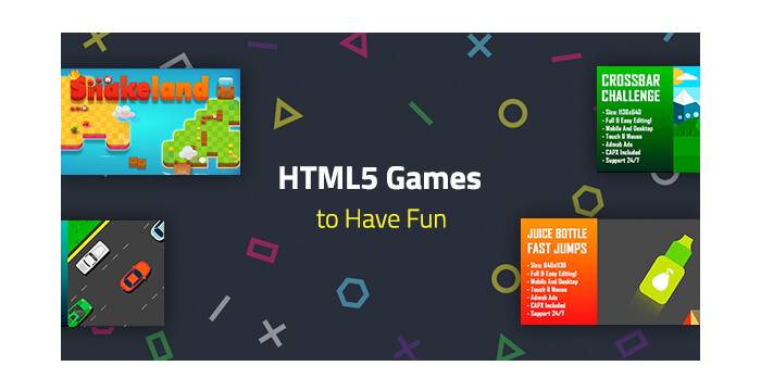 HTML5 Games to Have Fun